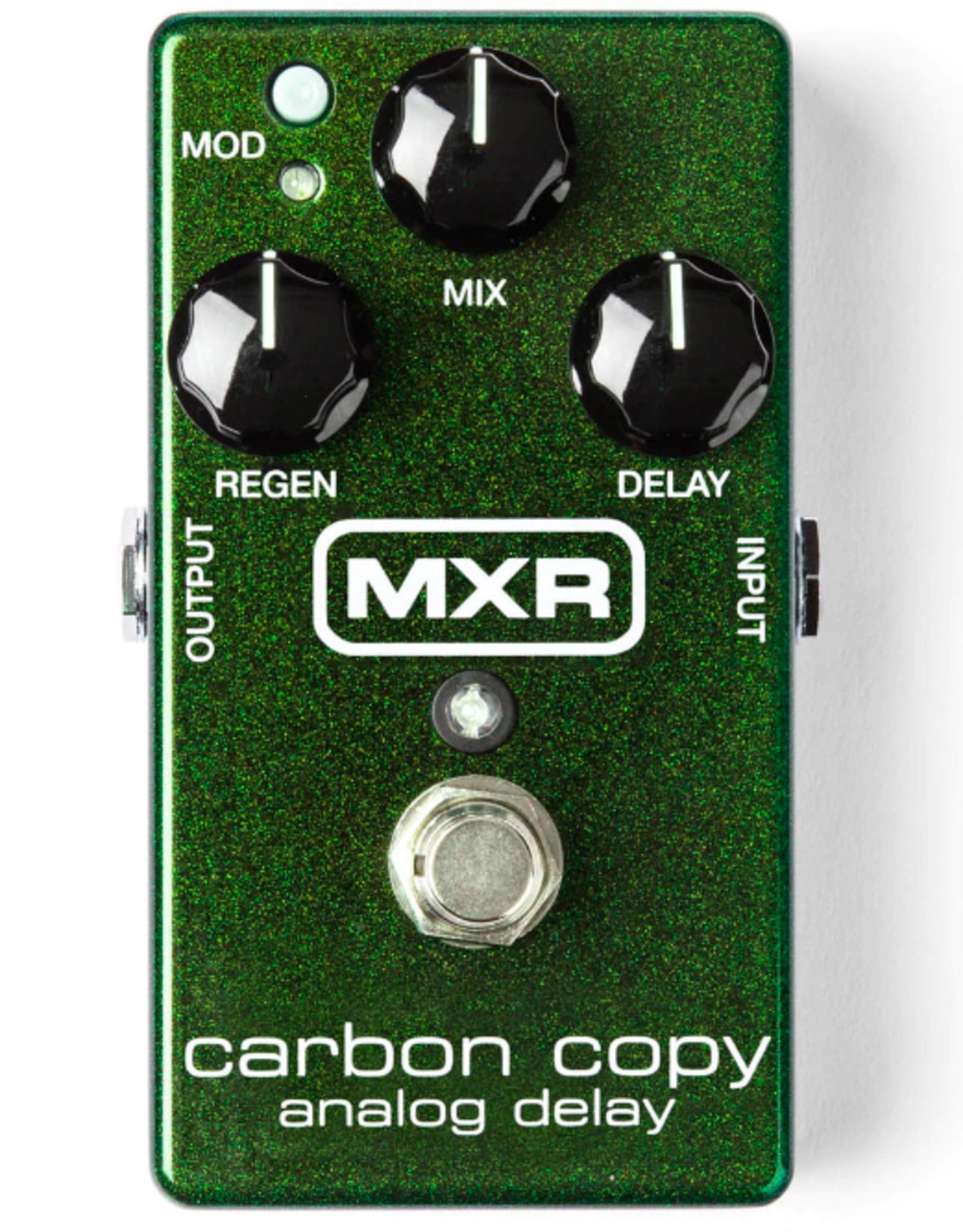 MXR MXR CARBON COPY