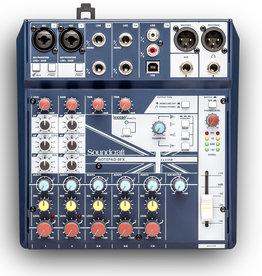 Soundcraft Soundcraft Notepad-8FX