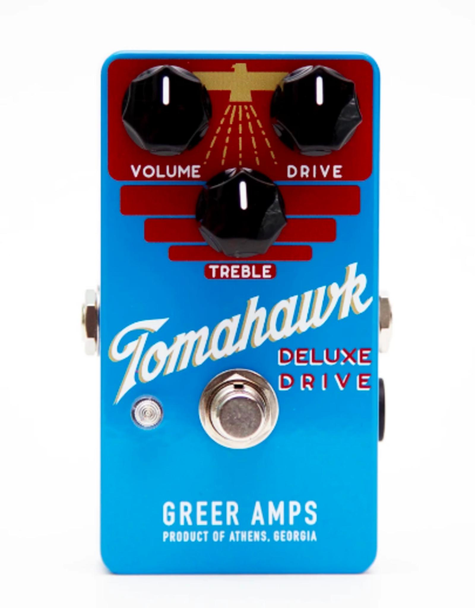 Greer Amplification Tomahawk Deluxe Drive