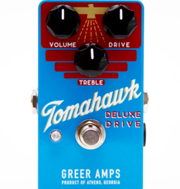 Greer Amplification Greer Tomahawk Deluxe Drive