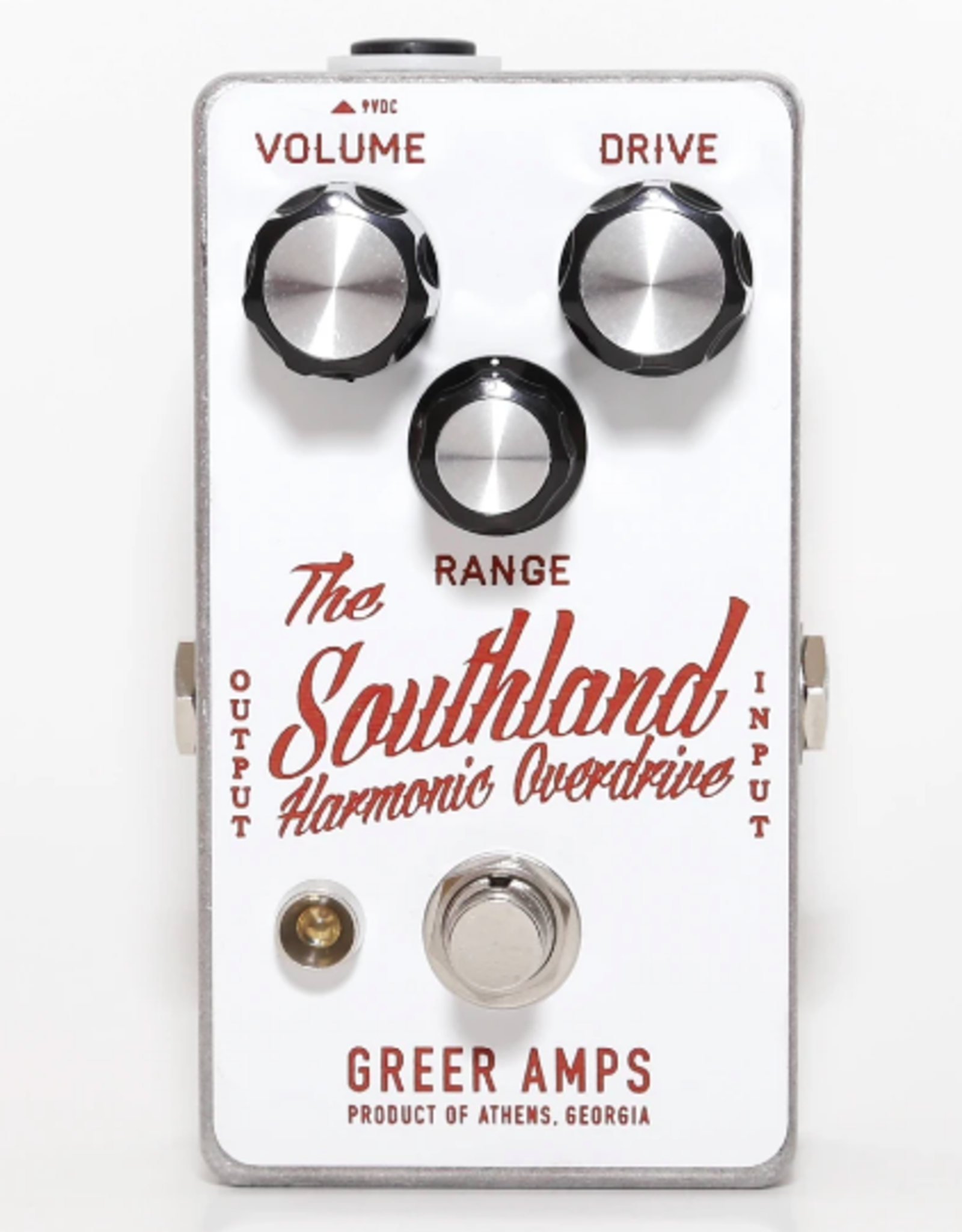 Greer Amplification Southland Harmonic Overdrive