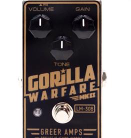 Greer Amplification Greer Gorilla Warfare, Distortion