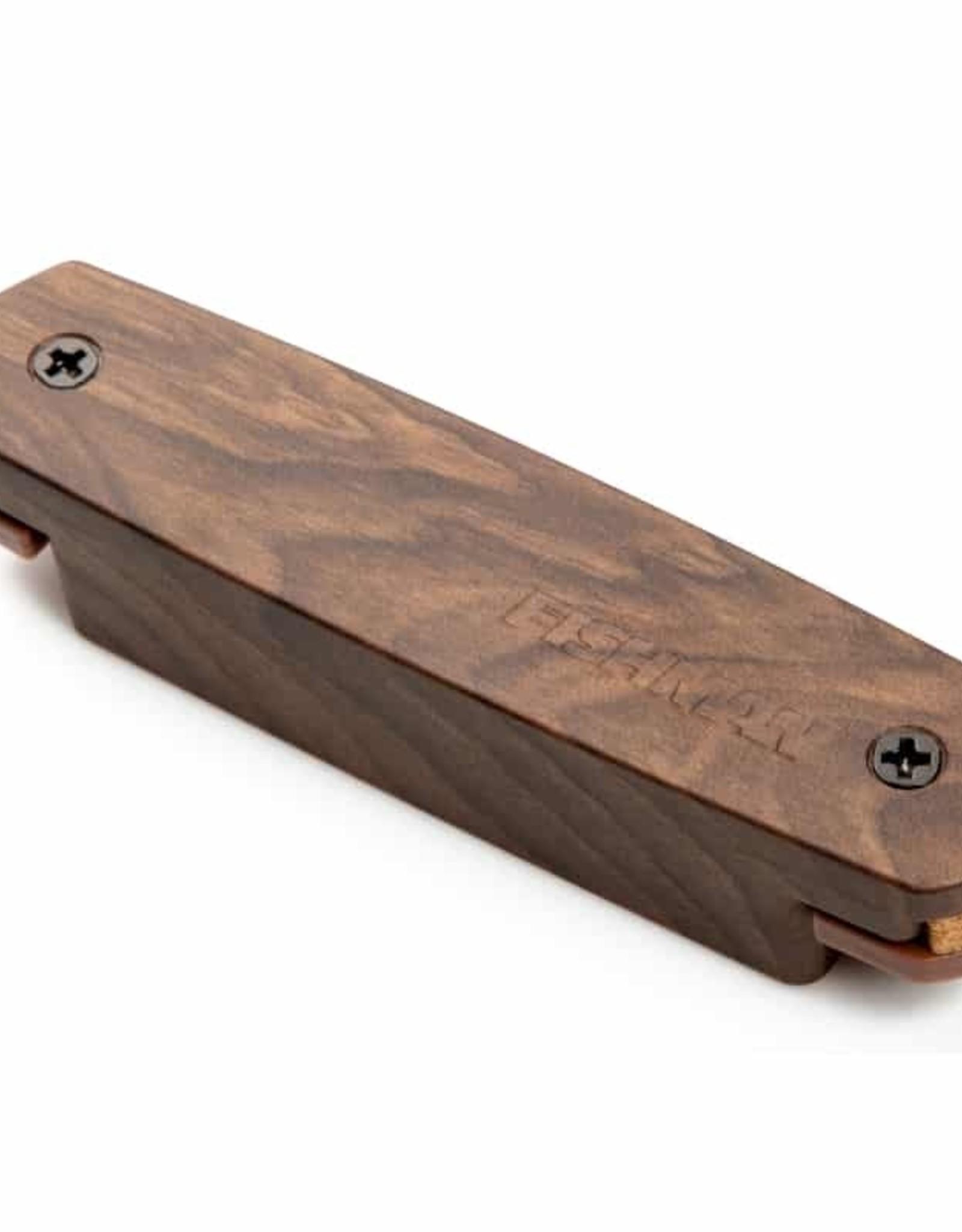 Fishman Neo-D Single Coil Pickup, Woodgrain