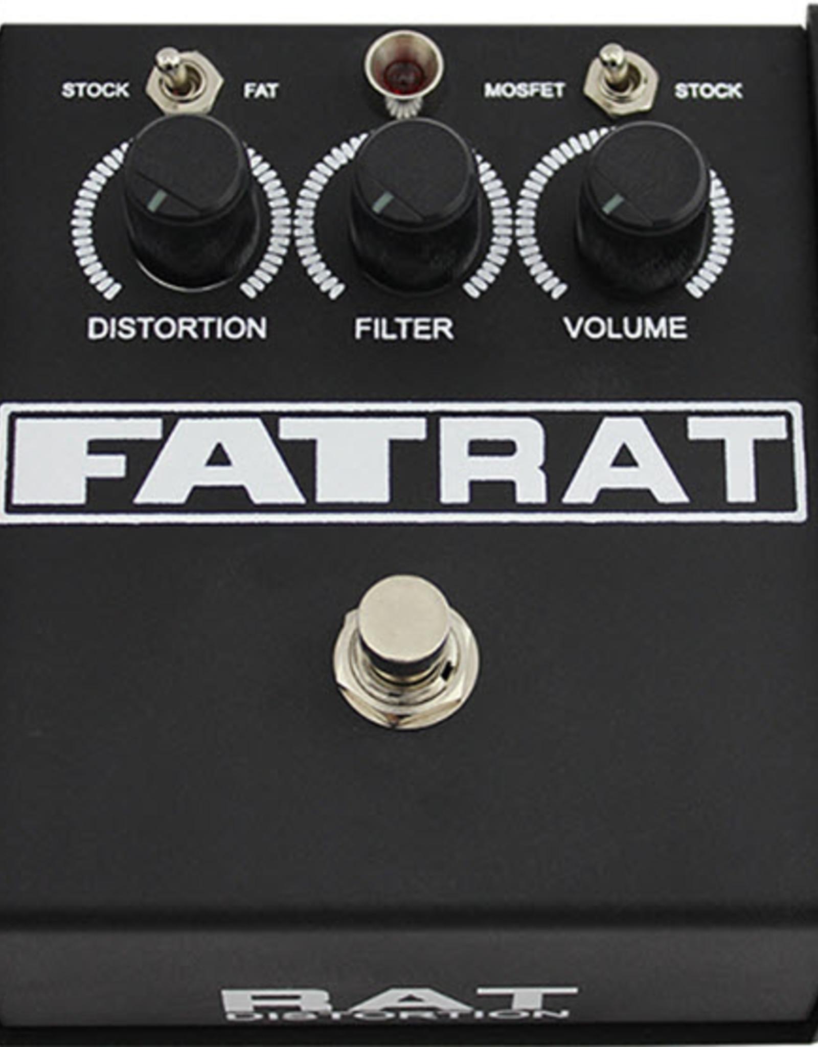 RAT FATRAT Distortion Pedal