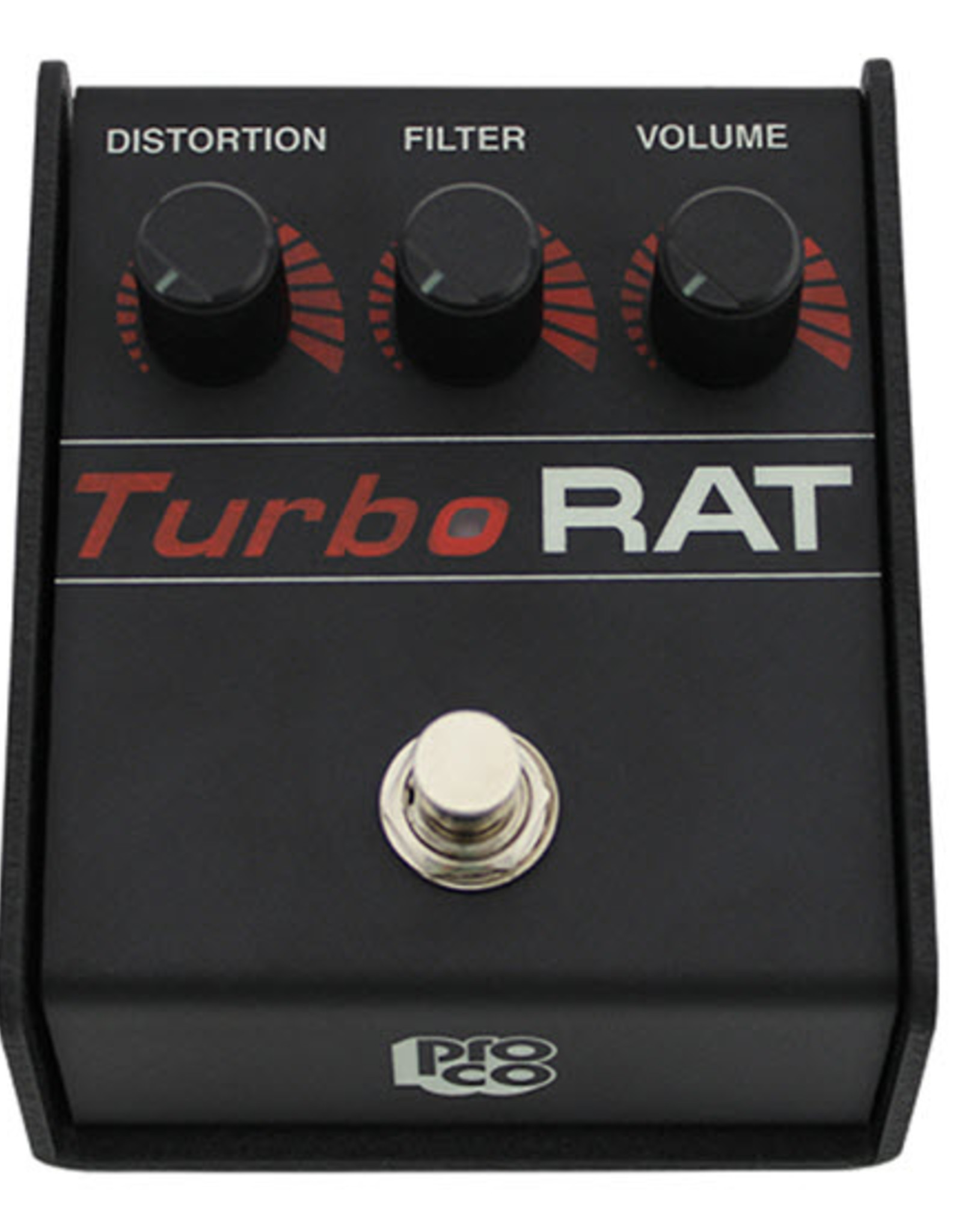 RAT TURBORAT Distortion Pedal