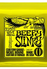Ernie Ball Beefy Slinky Nickel Wound Electric Guitar Strings