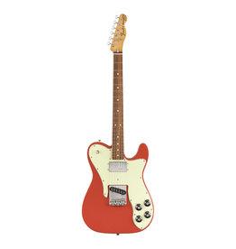 Fender Fender Vintera '70s Telecaster Custom, Fiesta Red, Pau Ferro FB