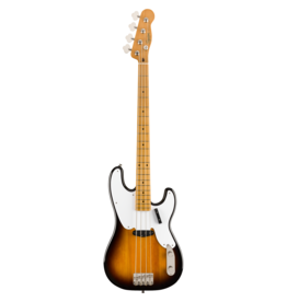 Squier Squier Classic Vibe '50s Precision Bass, 2-Color Sunburst, Maple FB