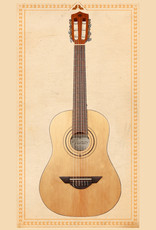 H. Jimenez H. Jimenez Educativo 1/2 Size Nylon String Guitar