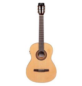 Kohala Kohala Full Size Nylon String Acoustic/Electric Guitar w/pickup, tuner and gig bag