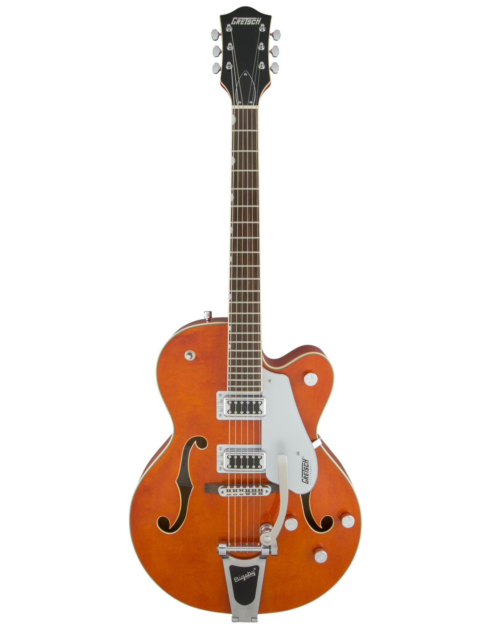 Gretsch Gretsch G5420T Electromatic Hollow Body Single-Cut with Bigsby, Orange Stain, Used