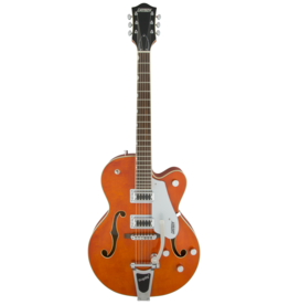 Gretsch Gretsch G5420T Electromatic Hollow Body Single-Cut with Bigsby, Orange Stain