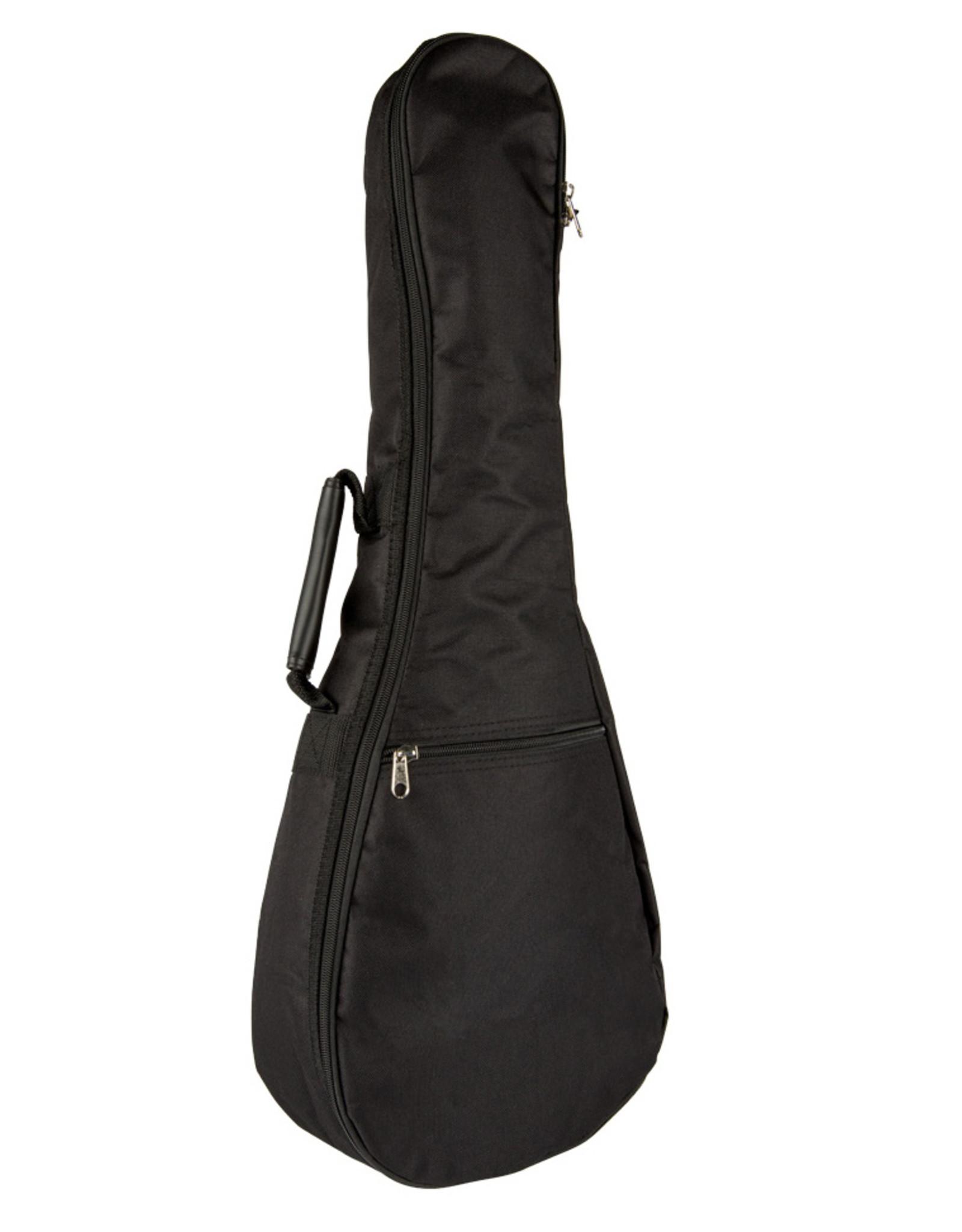 Kohala Lanikai Soprano Ukulele Gig Bag Black 5mm