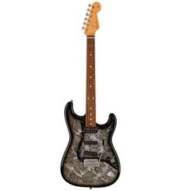 Fender Fender MIJ Limited Black Paisley Stratocaster w/gig bag