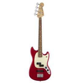 Fender Fender Player Series Mustang Bass PJ, Torino Red w/Pau Ferro fingerboard