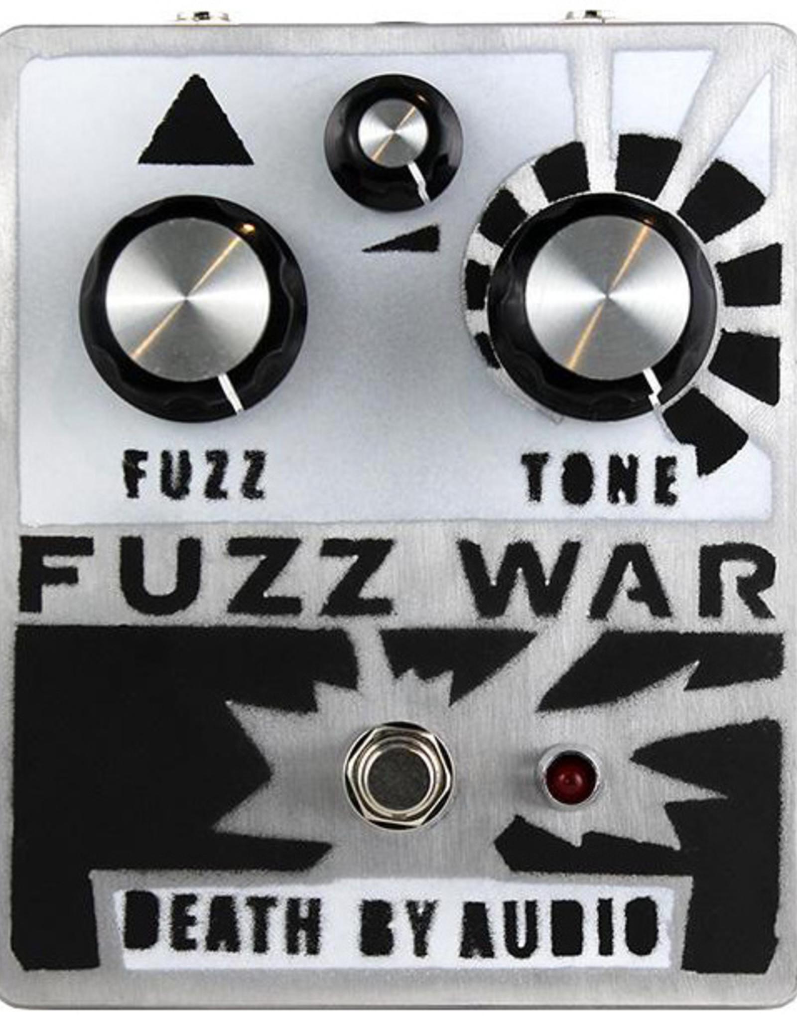 Death By Audio Death by Audio Fuzz War
