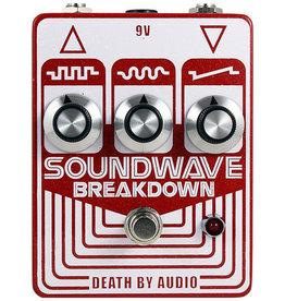 Death By Audio Death By Audio Soundwave Breakdown