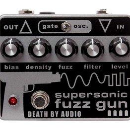 Death By Audio Death By Audio Supersonic Fuzz Gun