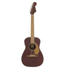 Fender Fender Malibu Player, Burgundy Satin, Walnut Fingerboard