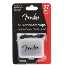 Fender Fender Musician Series Black Ear Plugs