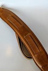 Souldier Souldier Plain Saddle Strap, Tan Leather