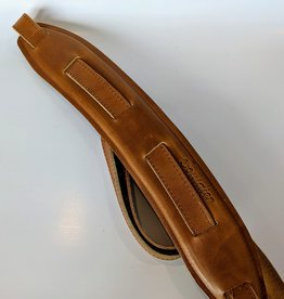 Souldier Souldier Plain Saddle Strap, Tan Leather
