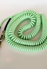 Lava 20 FT STRAIGHT TO STRAIGHT COILED (surf green)