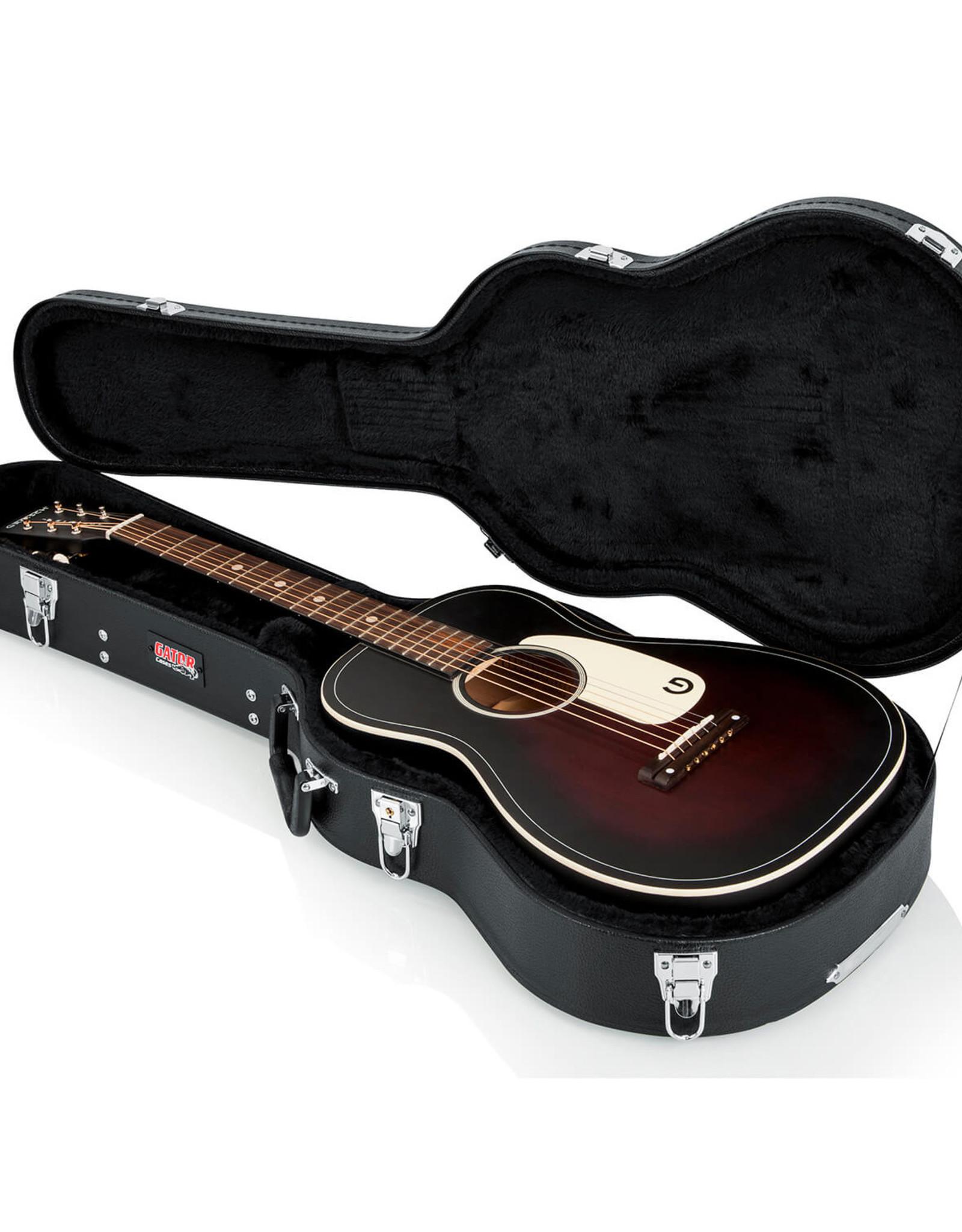 Gator Gator Hard-Shell Wood Case for 3/4-Size Acoustic Guitars