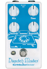 EarthQuaker Devices Earthquaker Dispatch Master Delay & Reverb v3