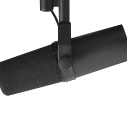 Shure Shure SM7B Studio Vocal Mic w/standard & close talk windscreens