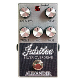 Alexander Pedals Alexander Pedals Jubilee Silver Overdrive