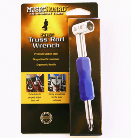 """MUSIC NOMAD Music Nomad Premium Truss Rod Wrench - 5/16"""""""