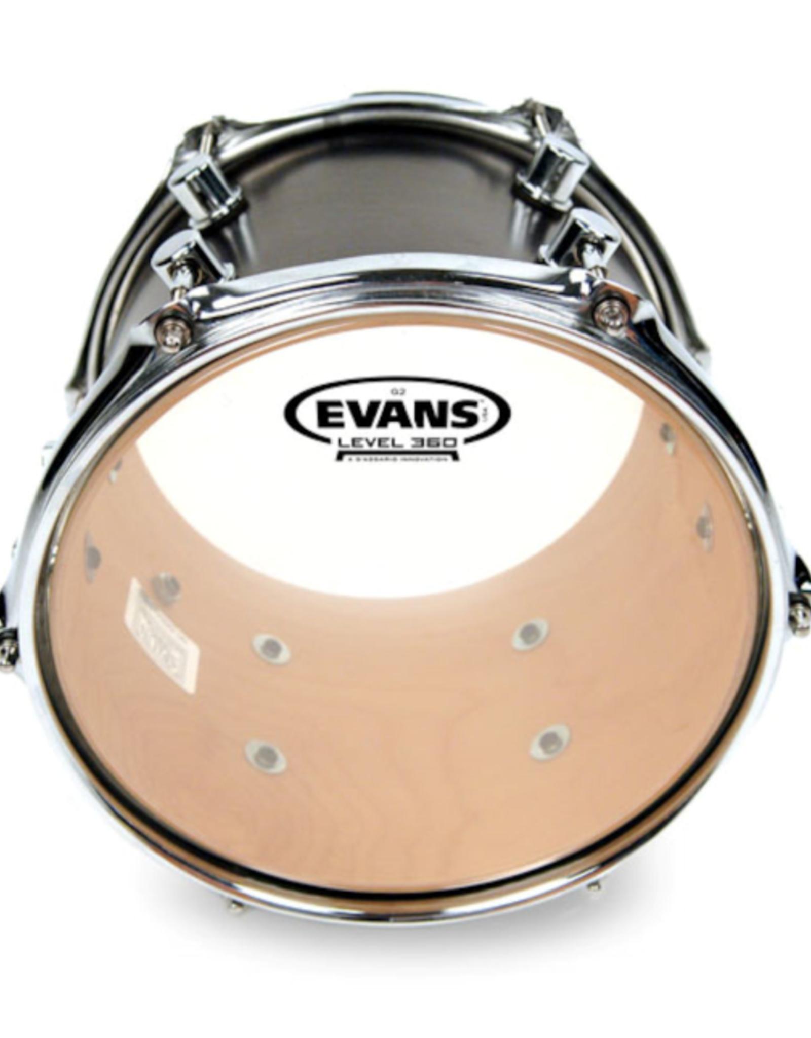 """Evans Evans 13"""" G2 Clear Tom Batter"""