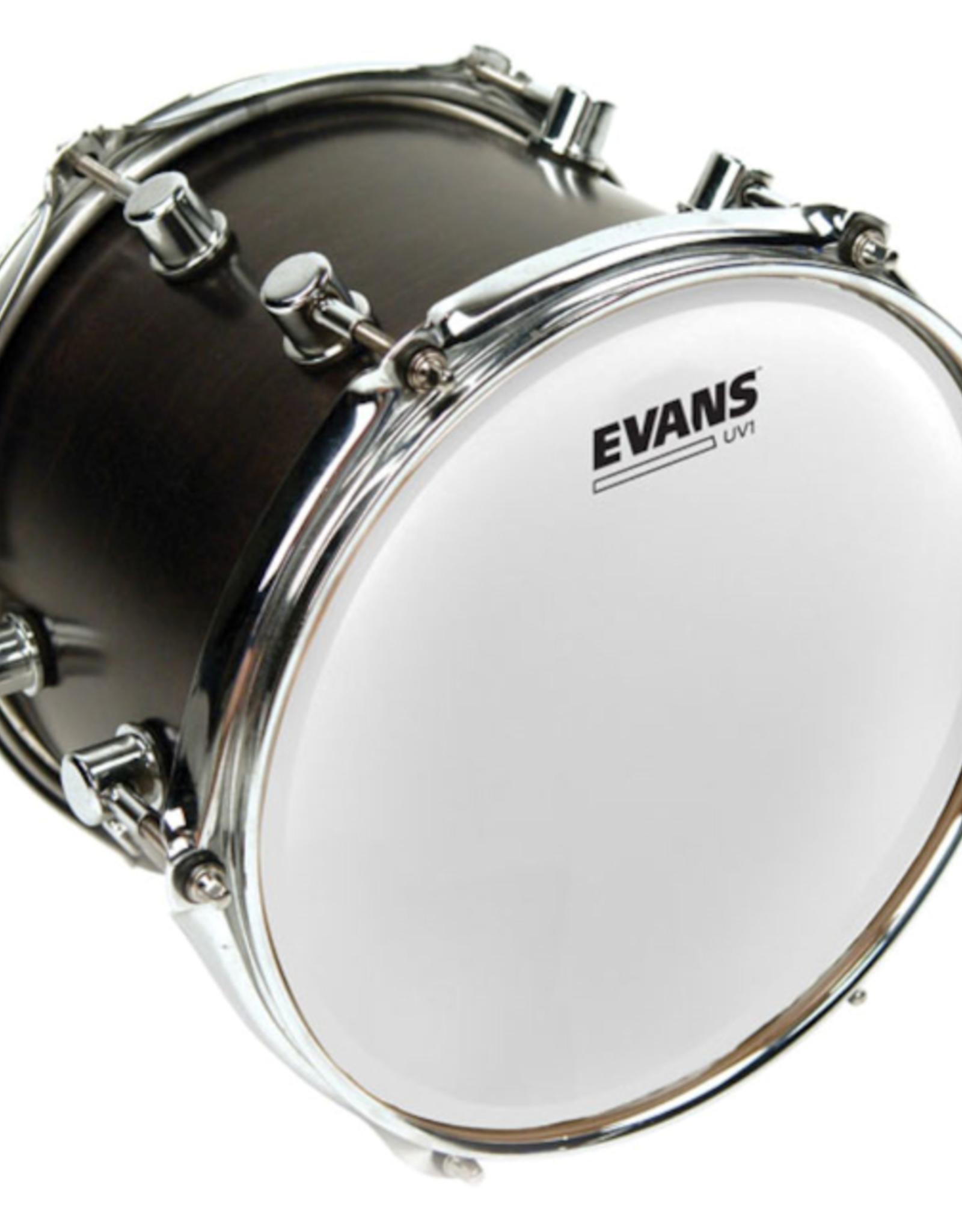 """Evans Evans 12"""" UV1 Coated Drum Head"""