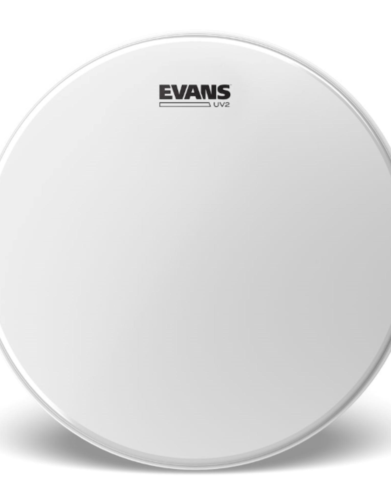 Evans Evans UV2 Coated Drumhead