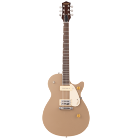 Gretsch Gretsch G2215-P90 Streamliner Jr Jet Club Sahara Metallic