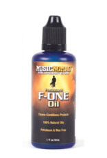 MUSIC NOMAD Music Nomad Fretboard F-ONE Oil - Cleaner & Conditioner 2 oz