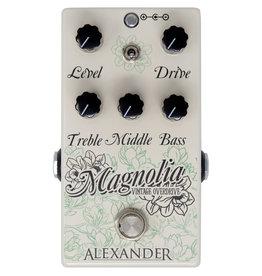 Alexander Pedals Alexander Pedals Magnolia Vintage Overdrive