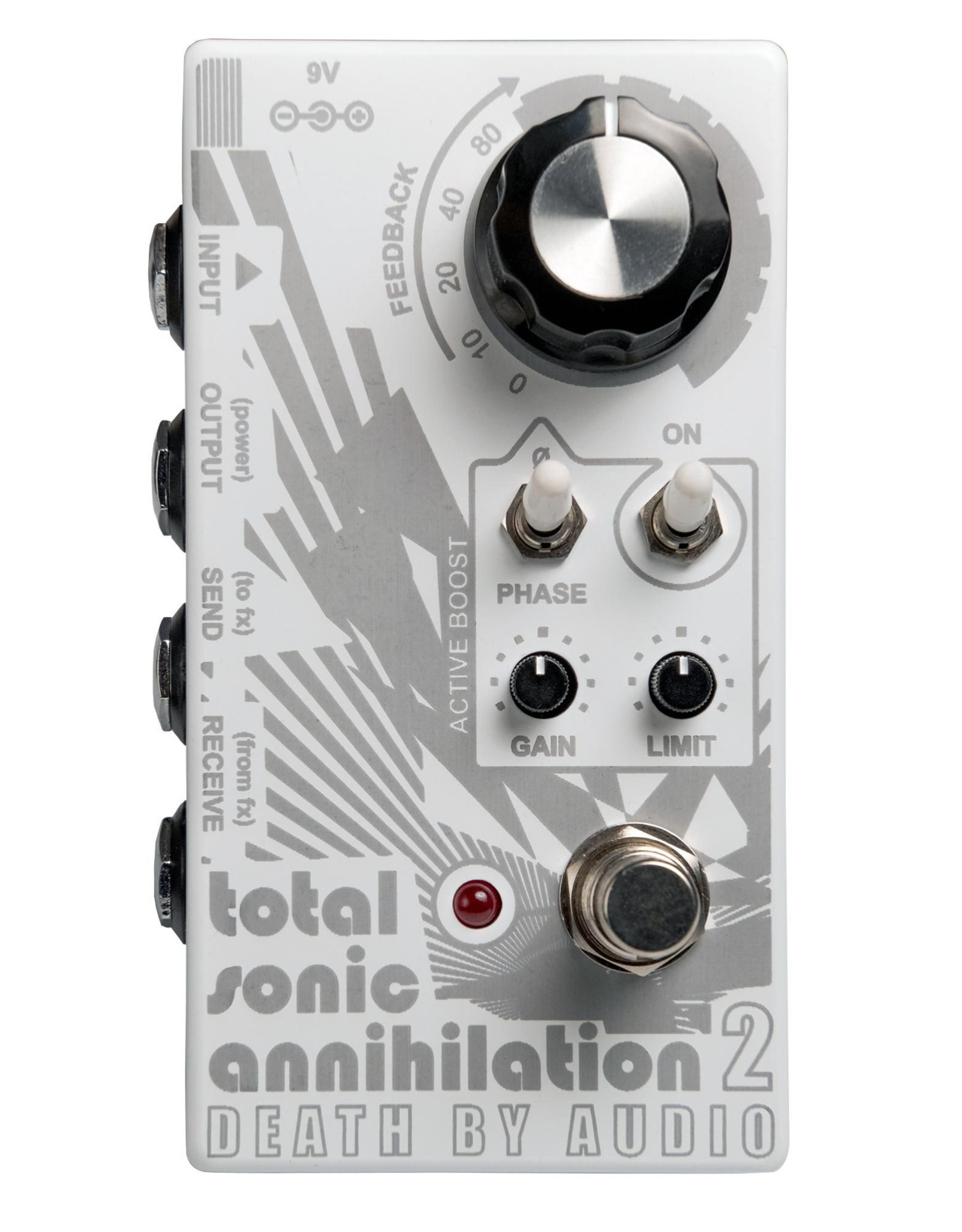 Death By Audio Death By Audio Total Sonic Annihilation 2