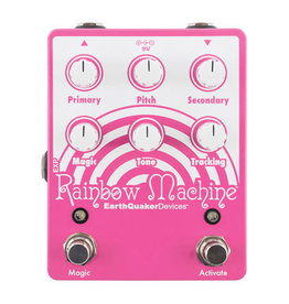 EarthQuaker Devices EarthQuaker Rainbow Machine Polyphonic Pitch Shifting Modulator V2
