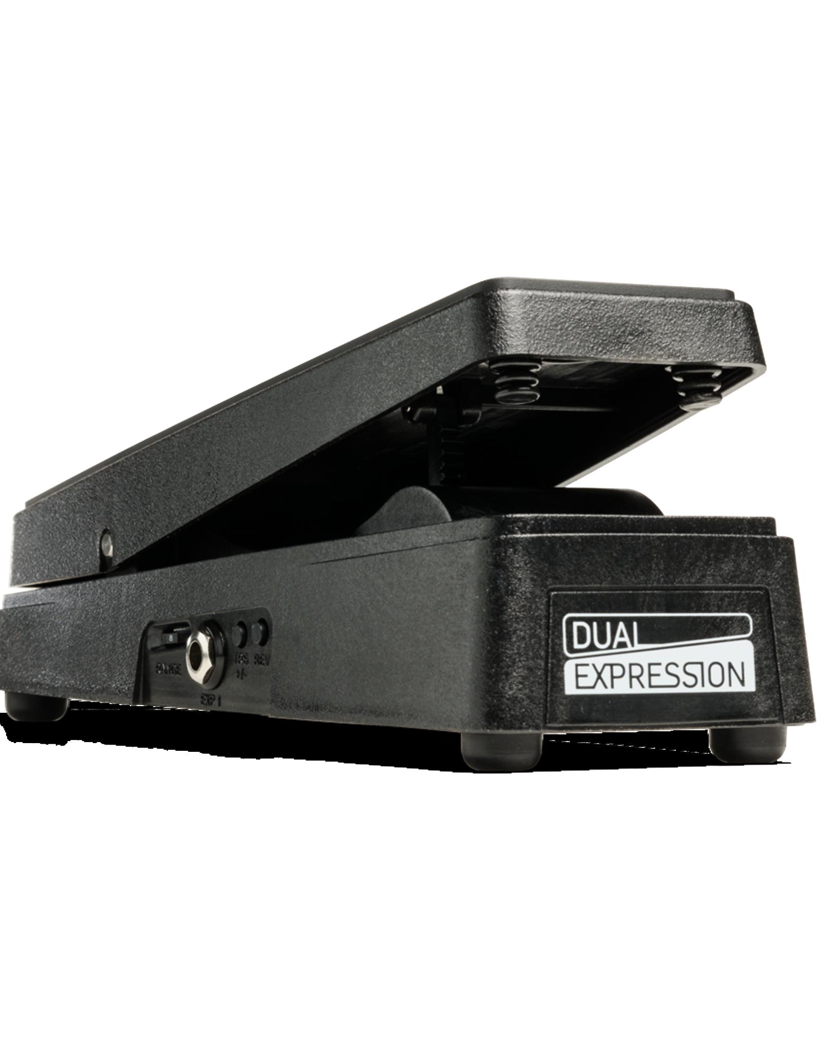 Electro-Harmonix EHX DUAL EXPRESSION Dual-output EXP control, 9.6DC-200 PSU optional