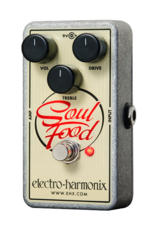 Electro-Harmonix EHX SOUL FOOD Transparent overdrive, 9.6DC-200 PSU included