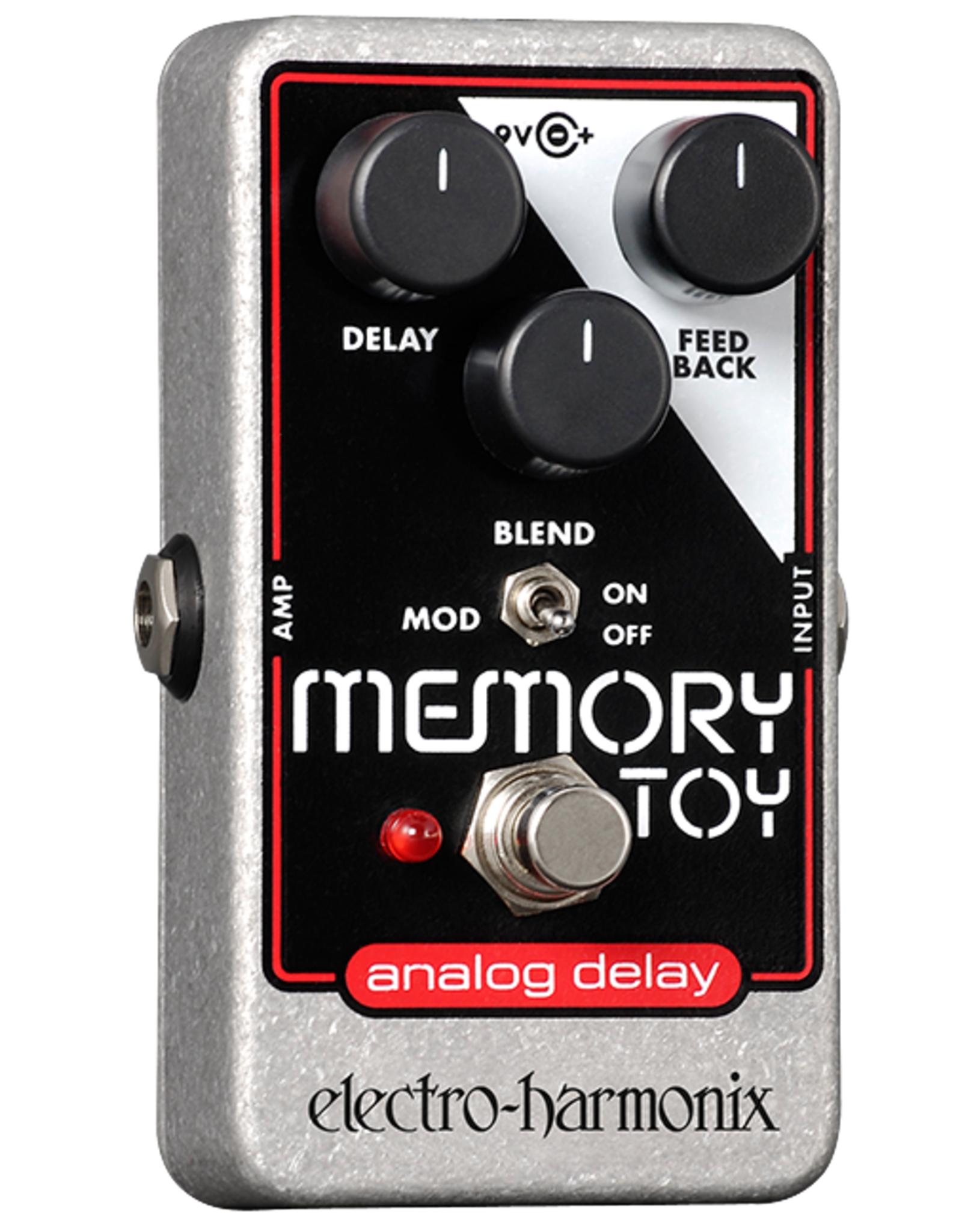 Electro-Harmonix EHX MEMORY TOY Analog Echo/Chorus