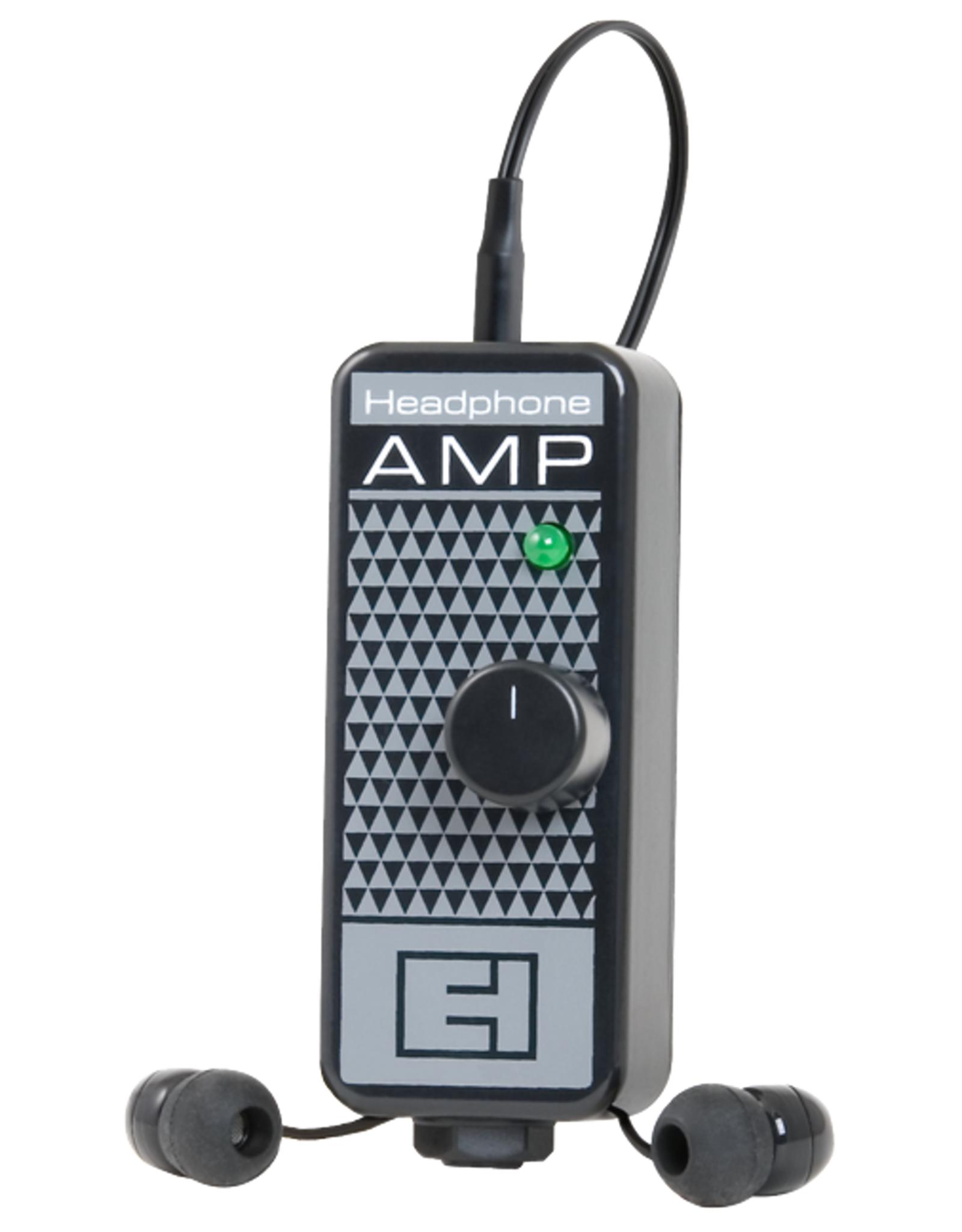 Electro-Harmonix HEADPHONE AMP Portable Practice Amp, Battery included
