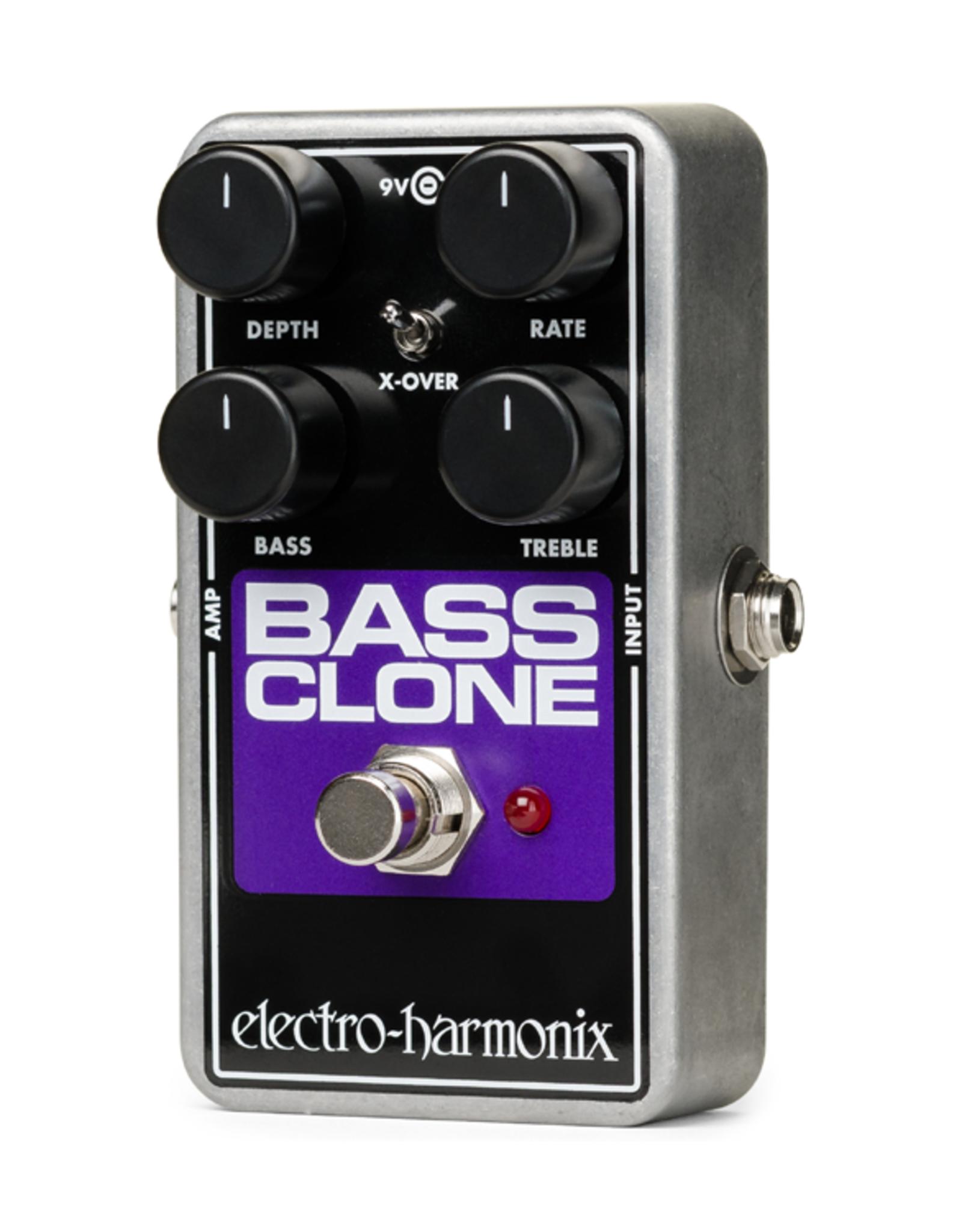 Electro-Harmonix EHX BASS CLONE Analog Chorus