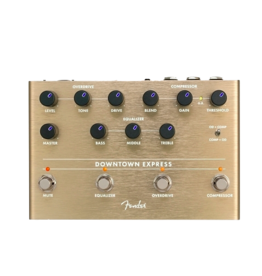 Fender Fender Downtown Express Bass Multi-Effect Pedal