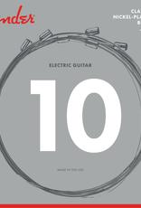Fender Fender Classic Core Electric Guitar Strings, Nickel-Plated Steel, Bullet Ends 10-46