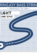 Stringjoy STRINGJOY Bass Four String Nickel Alloy Light 45-100