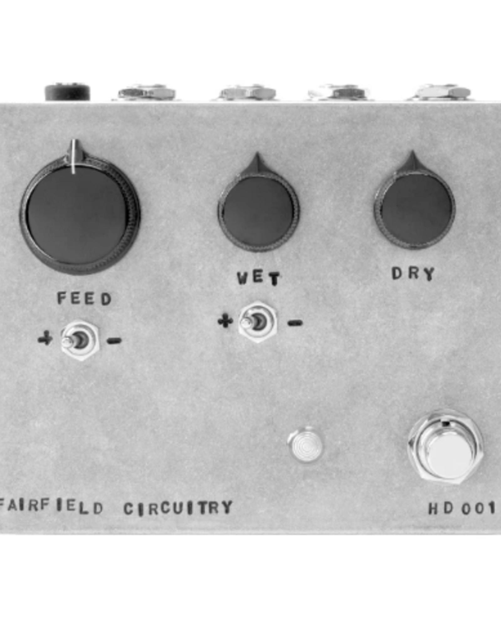 Fairfield Circuitry Fairfield Circuitry Hor D'oeuvre?, Active Feedback Loop