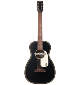 Gretsch Gretsch  G9520E Gin Rickey Acoustic w/Soundhole Pickup, Smokestack Black